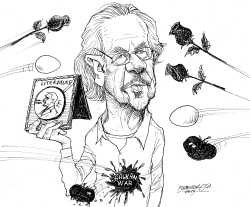Peter Handke praise and admonition by Petar Pismestrovic