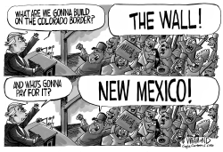Build The ado Wall by Dave Whamond