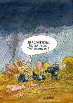 Climate Skeptic by Pierre Ballouhey