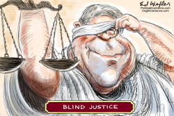 Bill Barr Blind Justice by Ed Wexler