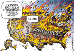 Fire by Joe Heller