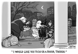 Trick Or Trump by RJ Matson