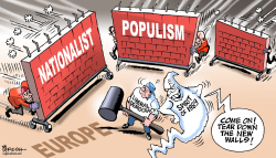 Europe and Spirit of 1989 by Paresh Nath