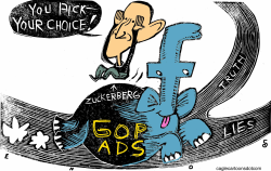 GOP Facebook by Randall Enos