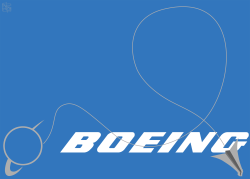 Boeing Doesn't Fly by NEMØ