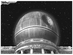 Death Star by Bill Day