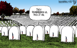 Veterans' Day by Bruce Plante