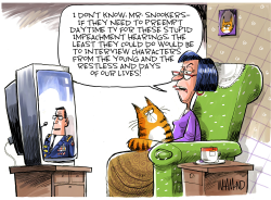 Daytime TV by Dave Whamond