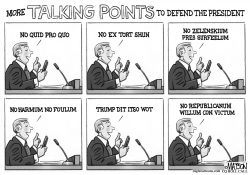 More Latin Talking Points by RJ Matson