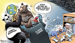 US Grand strategy by Paresh Nath