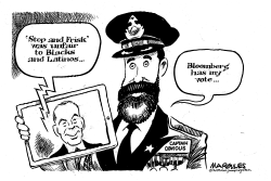Bloomberg Stop and Frisk apology by Jimmy Margulies