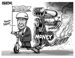Bloomberg Running by Steve Sack