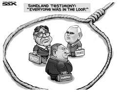Sondland Trap by Steve Sack