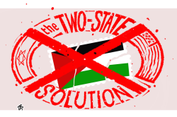 Twostate solution by Emad Hajjaj
