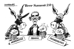 Beer Summit 20 by Jimmy Margulies