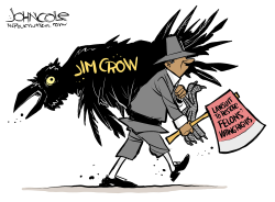 LOCAL NC Jim Crow Thanksgiving by John Cole