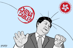 Xi Jinping's problems by Rainer Hachfeld