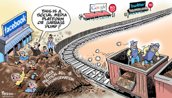 Facebook and political ads by Paresh Nath