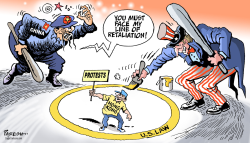 US law on Hong Kong by Paresh Nath