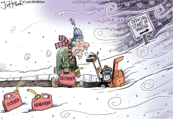 Winter by Joe Heller