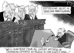 GOP Witness by Pat Bagley