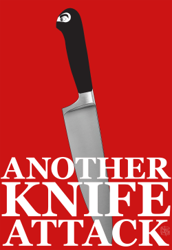 Another Knife Attack by Jose Neves