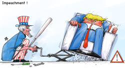 Impeachment by Emad Hajjaj