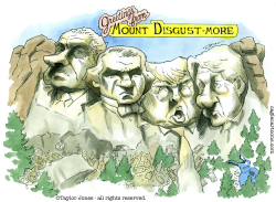 Mount Disgustmore by Taylor Jones