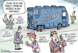 Malarkey by Joe Heller