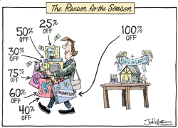Consumerism by Joe Heller