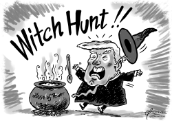 Witch Hunt by Guy Parsons