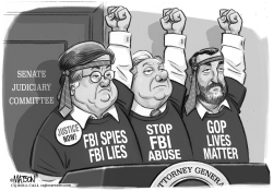 Woke Republicans by R.J. Matson