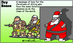 Killing Christians at Christmas by Yaakov Kirschen