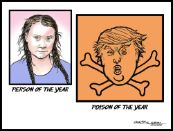 Greta Trump POY by J.D. Crowe