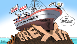 Johnson Brexit mandate by Paresh Nath