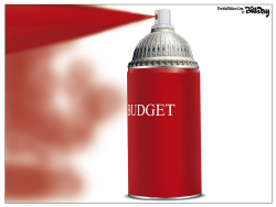Budget by Bill Day