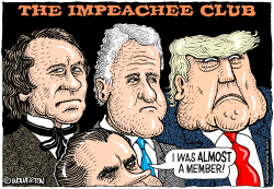 The Impeachee Club by Monte Wolverton