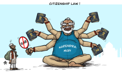 Citizenship law by Emad Hajjaj