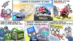 Predictions on 2020 by Paresh Nath