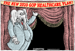 GOP 2020 Health Care Plan by Monte Wolverton