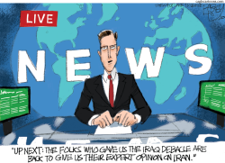 Same Old Lies by Pat Bagley