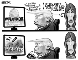 Channel Change by Steve Sack