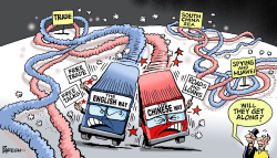 English versus Chinese ways by Paresh Nath