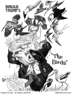The Birds by Taylor Jones