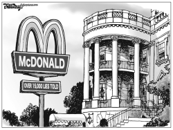 McDonald Lies Told by Bill Day