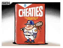 Astros Muck by Steve Sack