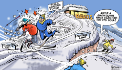 Davos soul searching by Paresh Nath