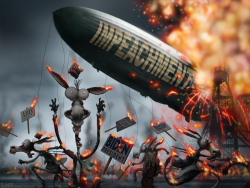 Impeachment Democrats Hindenburg by Sean Delonas