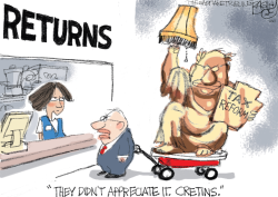LOCAL UTAH Tax Return by Pat Bagley