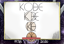 Kobe Bryant by Joe Heller